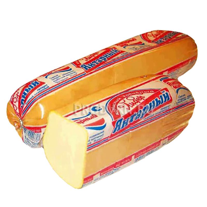 Сыр плавленый Янтарный Лидер